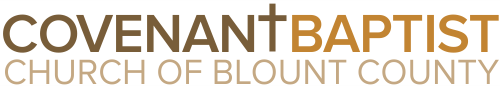 Covenant Baptist Church of Blount County Logo