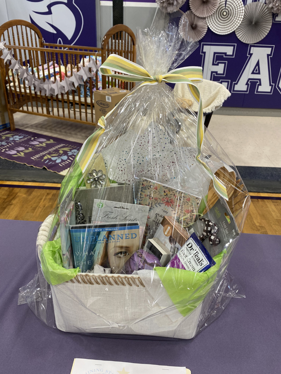 Basket for Auction