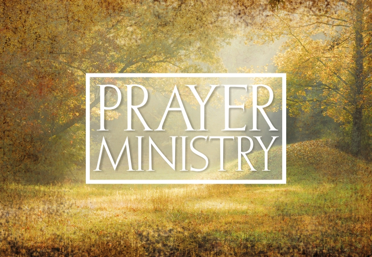 Prayer Ministry of Covenant Baptist Church of Blount County