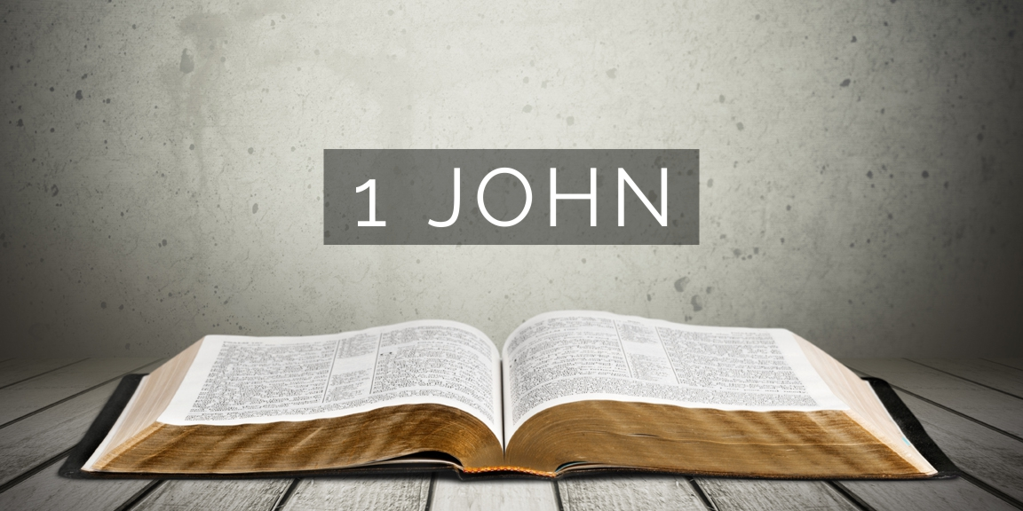 Sermons from First John | Covenant Baptist Church of Blount County